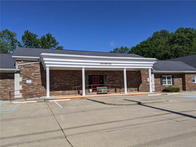 4019 Columbus Avenue, Anderson, IN 46013 (MLS #21716226) :: Mike Price Realty Team - RE/MAX Centerstone