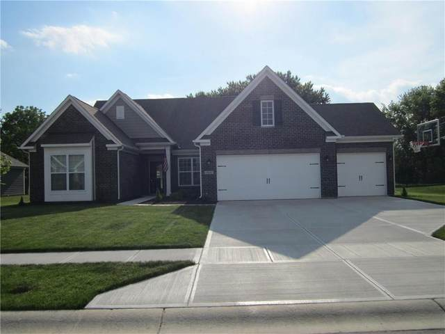 3938 Stonemeadow Drive, Greenwood, IN 46142 (MLS #21716228) :: Mike Price Realty Team - RE/MAX Centerstone