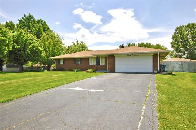 27 Hargeo Drive, Indianapolis, IN 46217 (MLS #21716246) :: The Indy Property Source