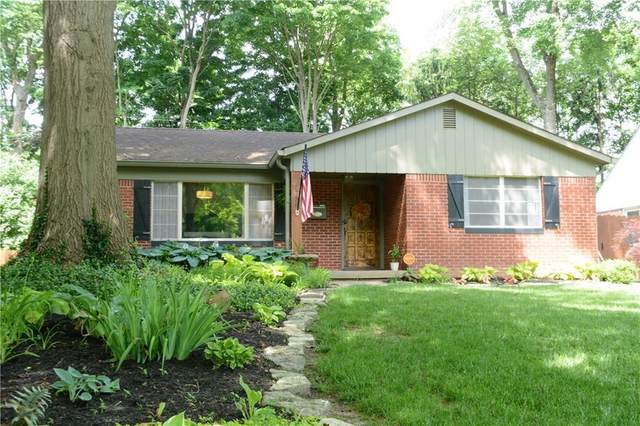 5758 Carvel Avenue, Indianapolis, IN 46220 (MLS #21716257) :: Anthony Robinson & AMR Real Estate Group LLC