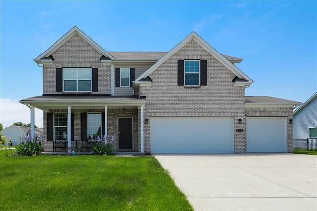 8463 Lyon Drive, Avon, IN 46123 (MLS #21716264) :: Heard Real Estate Team | eXp Realty, LLC