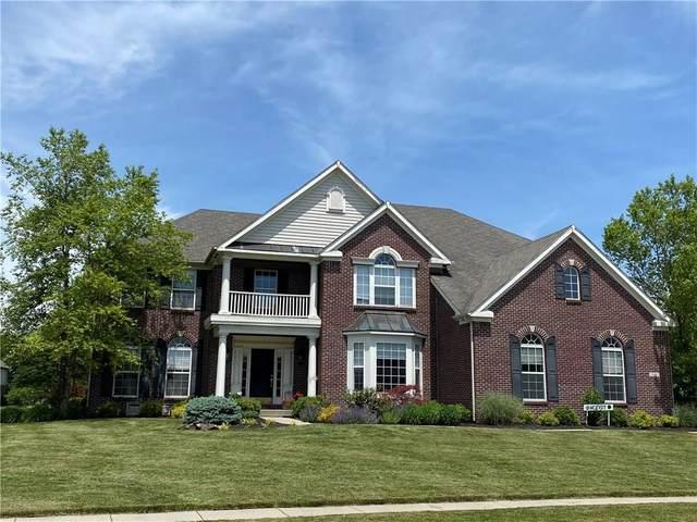 742 Richland Way, Westfield, IN 46074 (MLS #21716265) :: Heard Real Estate Team   eXp Realty, LLC