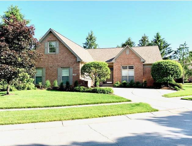10396 Spring Highland Drive, Indianapolis, IN 46290 (MLS #21716282) :: Anthony Robinson & AMR Real Estate Group LLC