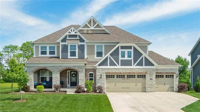 5548 Golden Aster Drive, Noblesville, IN 46062 (MLS #21716285) :: Anthony Robinson & AMR Real Estate Group LLC