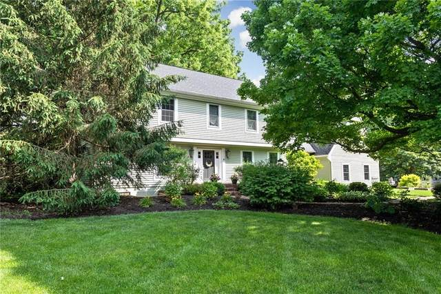 1110 Park Place, Zionsville, IN 46077 (MLS #21716290) :: The ORR Home Selling Team
