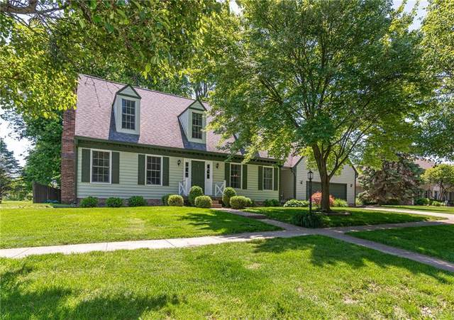 7060 Oakbay Drive, Noblesville, IN 46060 (MLS #21716292) :: Mike Price Realty Team - RE/MAX Centerstone