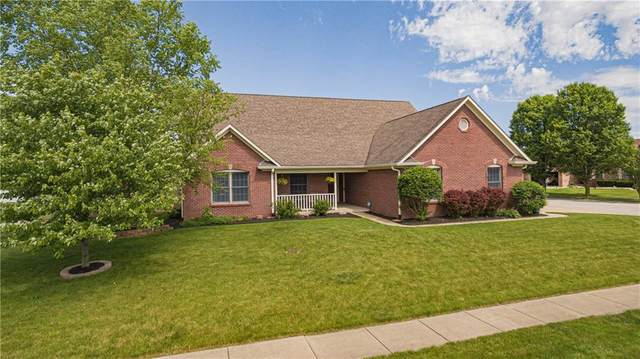 2111 Woodcock Drive, Avon, IN 46123 (MLS #21716297) :: Anthony Robinson & AMR Real Estate Group LLC