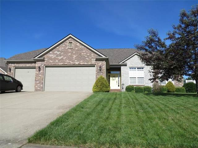 4266 Princeton Park Drive, Columbus, IN 47201 (MLS #21716302) :: Anthony Robinson & AMR Real Estate Group LLC