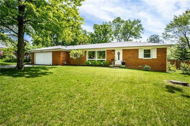 6031 Wexford Road, Indianapolis, IN 46220 (MLS #21716331) :: Anthony Robinson & AMR Real Estate Group LLC