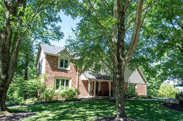 8430 Catamaran Drive, Indianapolis, IN 46236 (MLS #21716337) :: Anthony Robinson & AMR Real Estate Group LLC