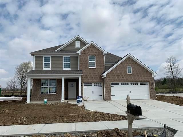 2116 Tompkins Drive, Westfield, IN 46074 (MLS #21716338) :: Heard Real Estate Team   eXp Realty, LLC