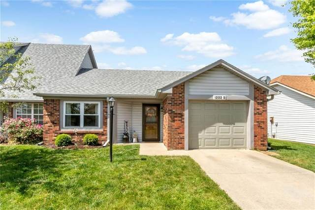 1222 Paradise #D Way N, Greenwood, IN 46143 (MLS #21716339) :: Anthony Robinson & AMR Real Estate Group LLC