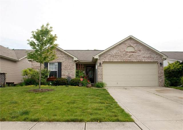 11488 Lucky Dan Drive, Noblesville, IN 46060 (MLS #21716350) :: Mike Price Realty Team - RE/MAX Centerstone