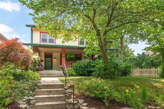 3157 N Delaware Street, Indianapolis, IN 46205 (MLS #21716352) :: Mike Price Realty Team - RE/MAX Centerstone