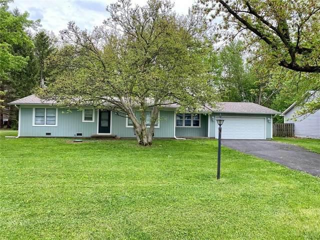 10097 N Balfer Drive E, Fortville, IN 46040 (MLS #21716357) :: Heard Real Estate Team | eXp Realty, LLC