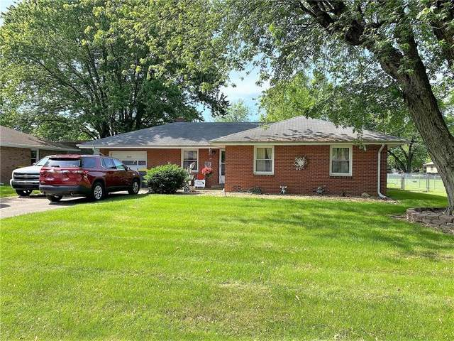 2039 Charles Street, Anderson, IN 46013 (MLS #21716361) :: AR/haus Group Realty