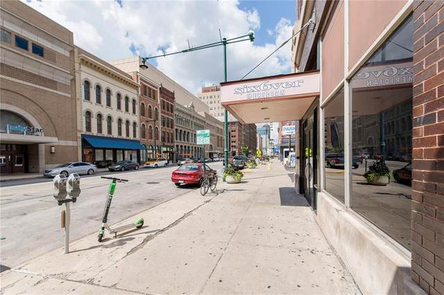 141 S Meridian Street #505, Indianapolis, IN 46225 (MLS #21716367) :: The Evelo Team