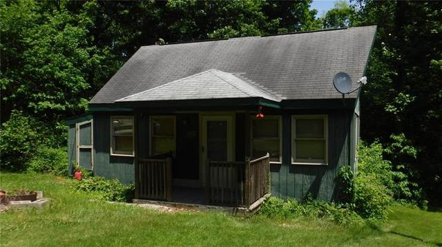 4140 Echo Run Road, Poland, IN 47868 (MLS #21716379) :: AR/haus Group Realty