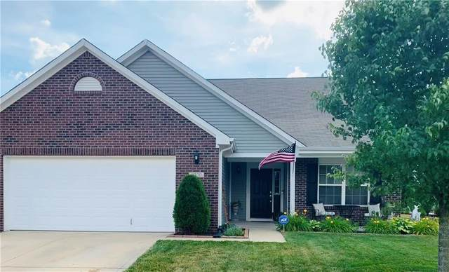 6550 Clary Circle Drive, Greenwood, IN 46143 (MLS #21716386) :: Anthony Robinson & AMR Real Estate Group LLC