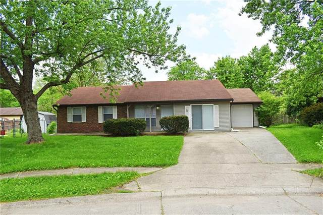 10531 E Mohave Court, Indianapolis, IN 46235 (MLS #21716387) :: Anthony Robinson & AMR Real Estate Group LLC