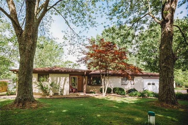 1152 N County Road 900 E, Avon, IN 46123 (MLS #21716402) :: Heard Real Estate Team | eXp Realty, LLC
