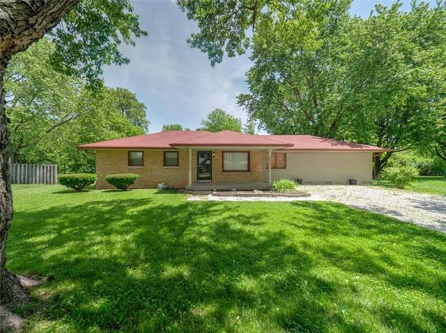 2461 Hanover Drive, Indianapolis, IN 46227 (MLS #21716411) :: Mike Price Realty Team - RE/MAX Centerstone