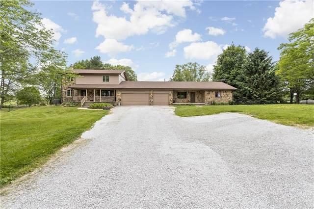 3801 W County Road 100 N, Danville, IN 46122 (MLS #21716417) :: Heard Real Estate Team   eXp Realty, LLC