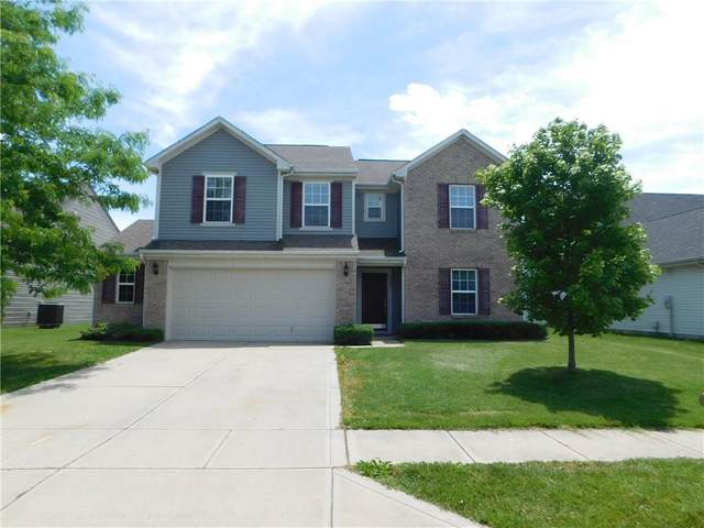 1287 Niagara Lane, Franklin, IN 46131 (MLS #21716429) :: The Indy Property Source