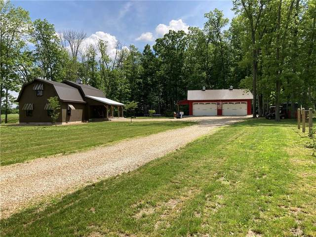 3069 W County Road 200 S, Greensburg, IN 47240 (MLS #21716434) :: AR/haus Group Realty