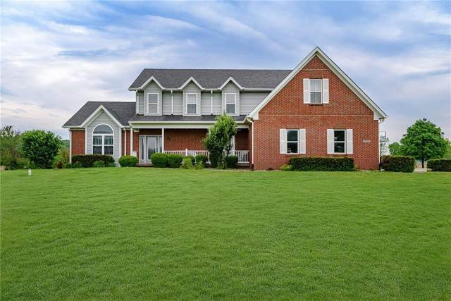 7374 W 950, Fairland, IN 46126 (MLS #21716444) :: Heard Real Estate Team | eXp Realty, LLC