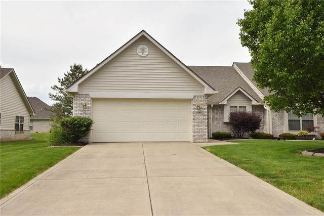 1754 Grindstone Court, Greenfield, IN 46140 (MLS #21716445) :: Anthony Robinson & AMR Real Estate Group LLC