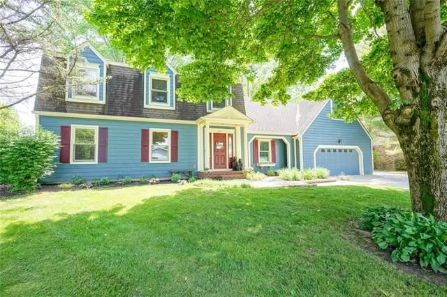 547 Cobblestone Road, Avon, IN 46123 (MLS #21716446) :: Heard Real Estate Team | eXp Realty, LLC