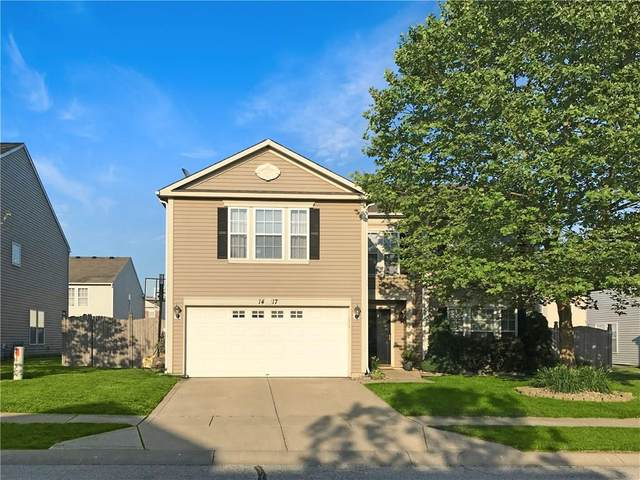 1417 Fortner Drive, Indianapolis, IN 46231 (MLS #21716455) :: AR/haus Group Realty