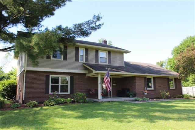 5901 W Thompson Road, Indianapolis, IN 46221 (MLS #21716457) :: Mike Price Realty Team - RE/MAX Centerstone