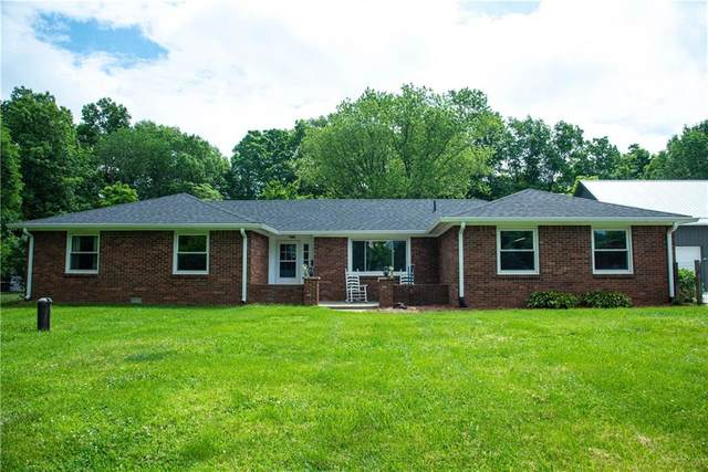 435 Cope Road, Martinsville, IN 46151 (MLS #21716460) :: AR/haus Group Realty