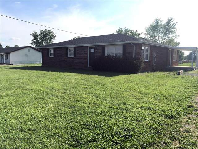 2715 N State Hwy 3, North Vernon, IN 47265 (MLS #21716470) :: AR/haus Group Realty