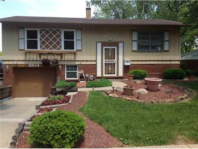 8514 E 36TH Place, Indianapolis, IN 46226 (MLS #21716476) :: The Indy Property Source