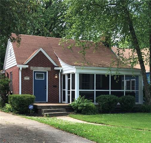 6024 Haverford Avenue, Indianapolis, IN 46220 (MLS #21716498) :: Anthony Robinson & AMR Real Estate Group LLC