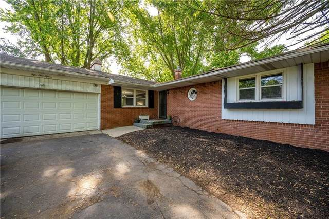 5115 Manning Road, Indianapolis, IN 46228 (MLS #21716520) :: Anthony Robinson & AMR Real Estate Group LLC