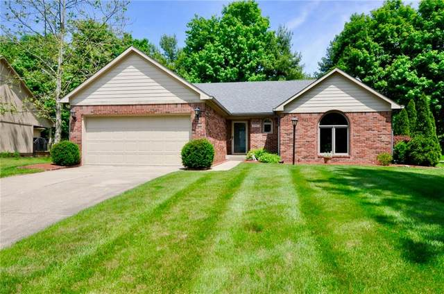 8267 Redondo Drive, Indianapolis, IN 46236 (MLS #21716523) :: Heard Real Estate Team | eXp Realty, LLC