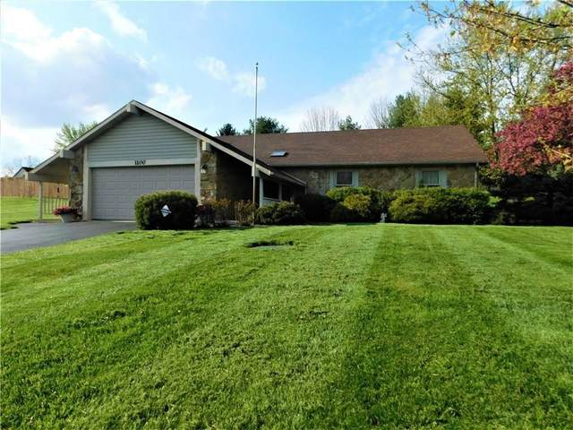 1100 E Hadley Road, Plainfield, IN 46168 (MLS #21716535) :: Anthony Robinson & AMR Real Estate Group LLC