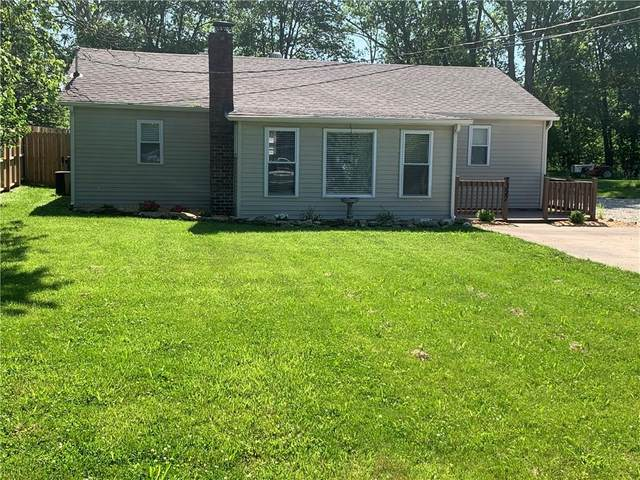 7327 N Green Meadows, Fairland, IN 46126 (MLS #21716537) :: Anthony Robinson & AMR Real Estate Group LLC