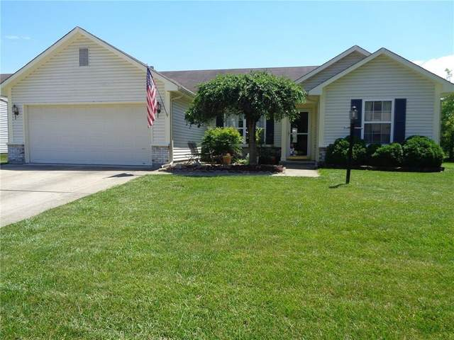 7651 Blue Willow Drive, Indianapolis, IN 46239 (MLS #21716571) :: The Indy Property Source