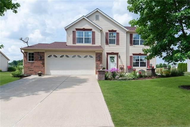 549 Yorktown, Avon, IN 46123 (MLS #21716605) :: Anthony Robinson & AMR Real Estate Group LLC