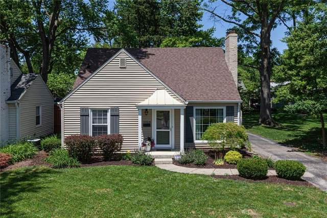 2428 Mcleay Drive, Indianapolis, IN 46220 (MLS #21716608) :: The Indy Property Source