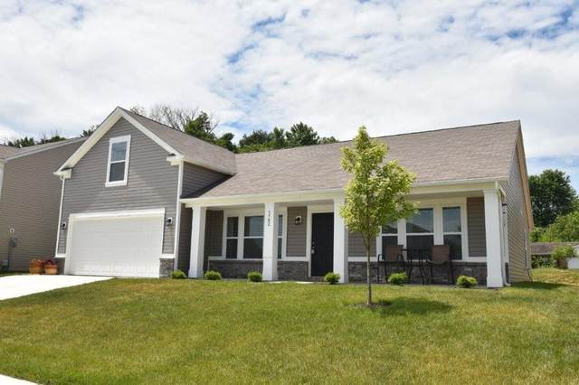 5782 Deer Valley Court, Columbus, IN 47201 (MLS #21716622) :: The Indy Property Source