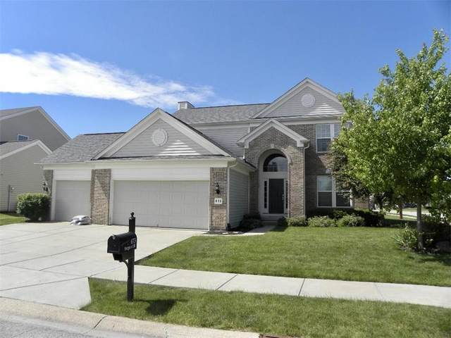 673 Burgess Hill Pass, Westfield, IN 46074 (MLS #21716644) :: The Indy Property Source