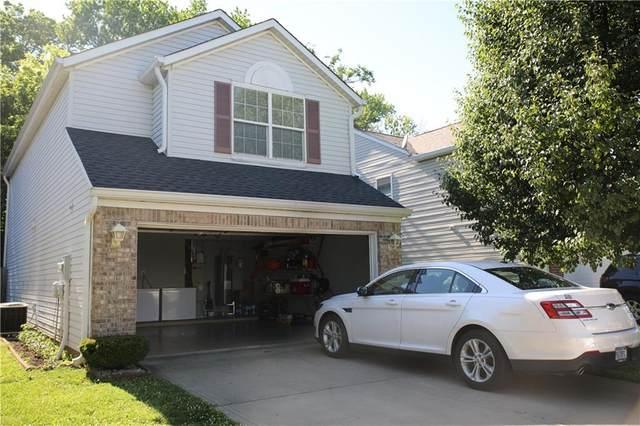 4654 Eva Lane, Indianapolis, IN 46227 (MLS #21716651) :: Anthony Robinson & AMR Real Estate Group LLC