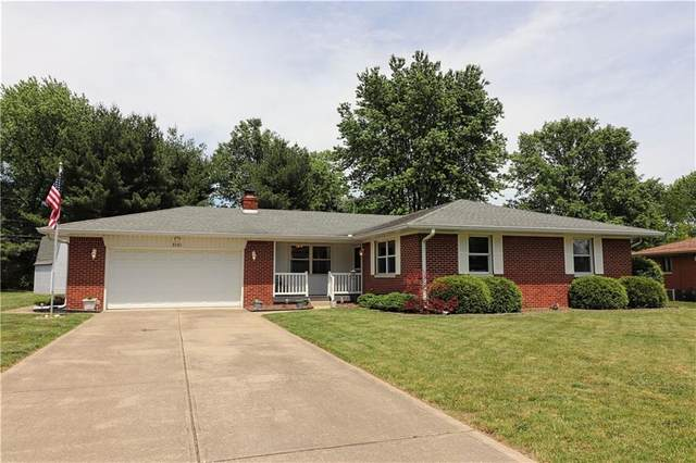 8161 Laura Lynne Lane, Indianapolis, IN 46217 (MLS #21716672) :: Anthony Robinson & AMR Real Estate Group LLC