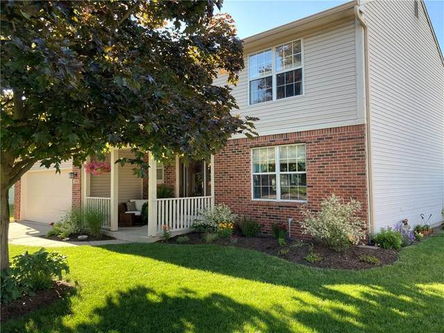 7405 Nutmeg Court, Indianapolis, IN 46237 (MLS #21716680) :: The Indy Property Source